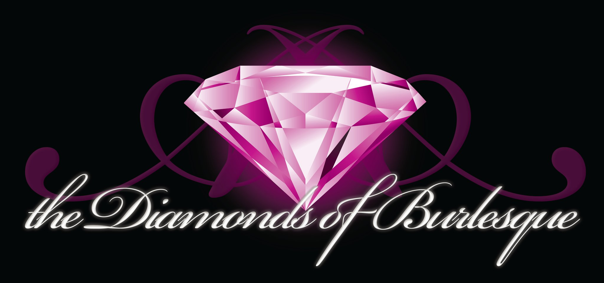 THE DIAMONDS OF BURLESQUE - LOGO OFF FACEBOOK